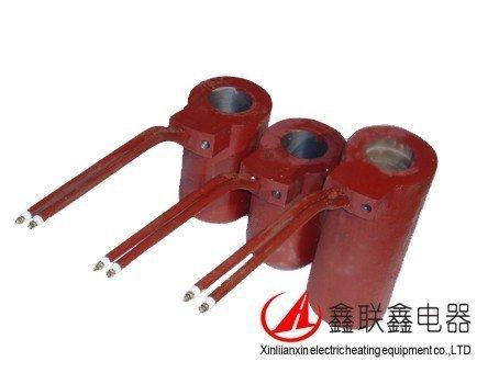 铝片加热器串联和并联接线图